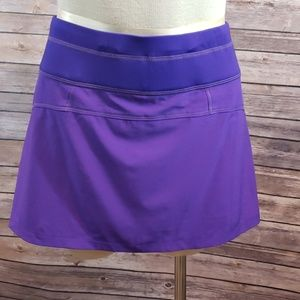 ATHLETA Runaround Pleated Skirt size M